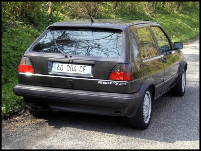 Volkswagen Passion Golf 2 Gti 16s Match Presque