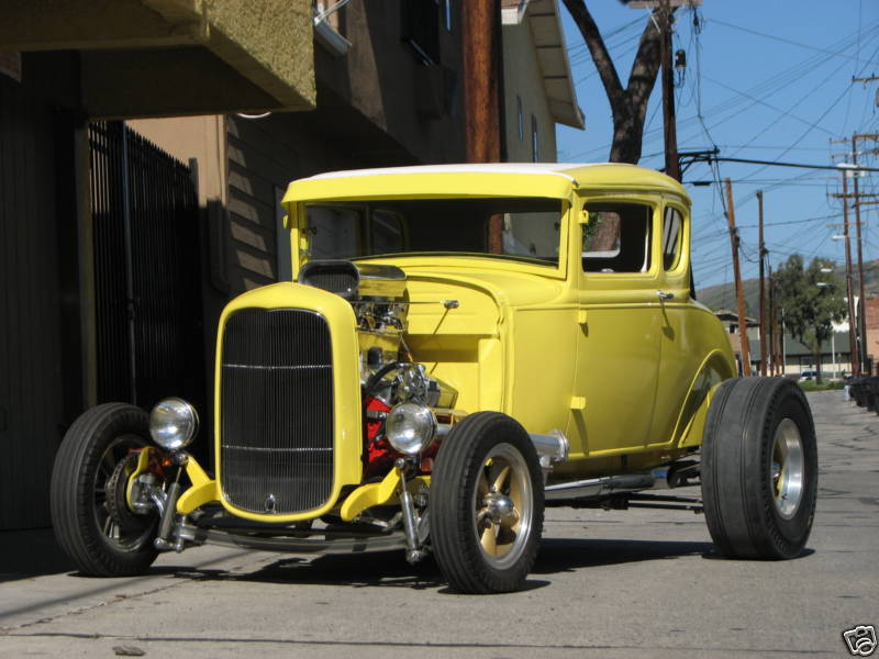 Ford 1932 hot rod a vendre