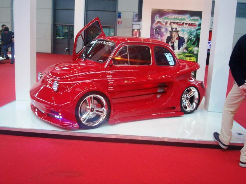 Abarth Assetto Corse 500 Tuning
