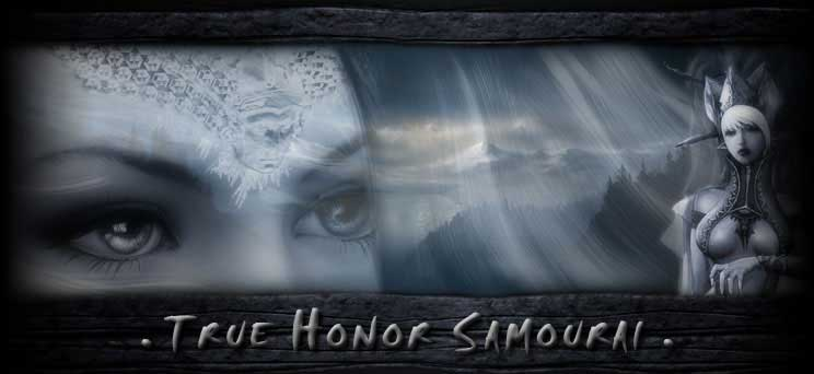 The True Honor Samourai Index du Forum