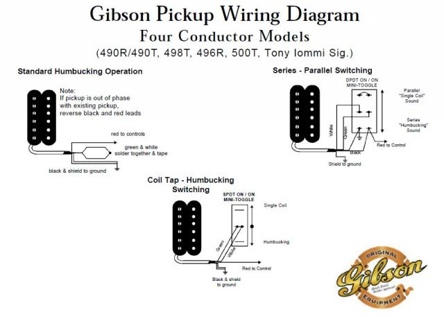 gibson wiring diagram 500t