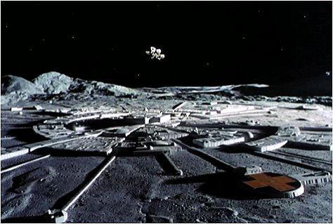 nazi moon base alpha - photo #1