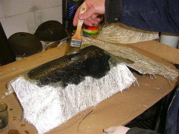 tuto fabriquer vos pi ces en carbone clio rs concept. Black Bedroom Furniture Sets. Home Design Ideas