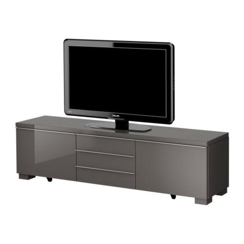Meuble Tv Ikea Ps Gris : Vends Meuble Tv Laqué Rouge Ikea Ikea