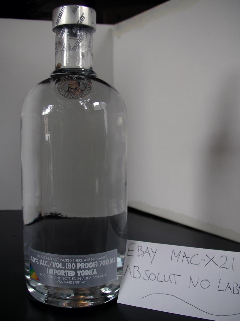 Absolut vodka Forum :: Mac-x's Wanted & trading list