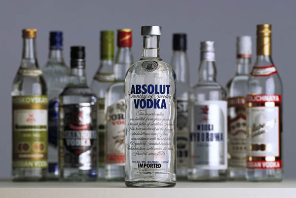 the history of absolut vodka In august this year, absolut vodka launched a new 11-bottle flavor series, all  redesigned in the brand's - now traditional - artistic manner.