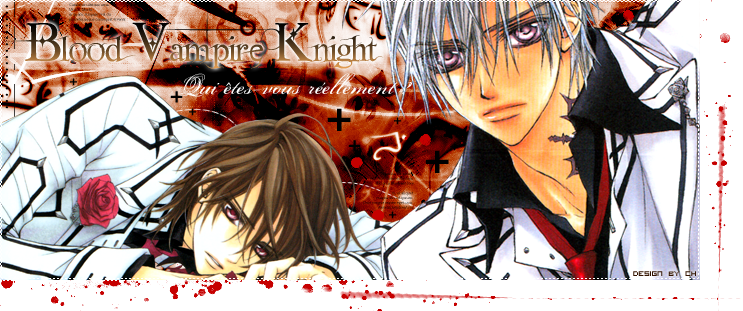 Vampire Knight Land Index du Forum