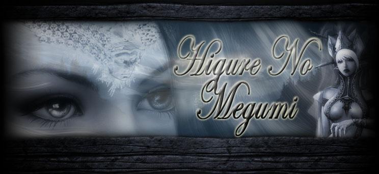 higure no megumi Index du Forum