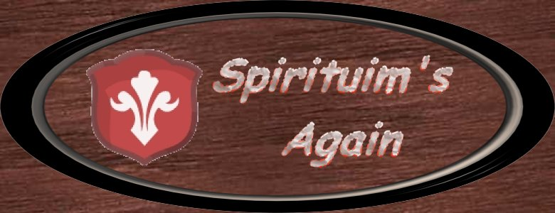 Spirituim's Again Index du Forum