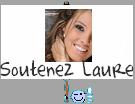 Soutien Laure.