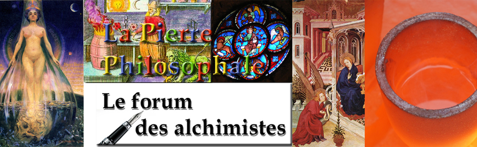 Home to forum alchimie  - La Pierre Philosophale - Le forum des Alchimistes -