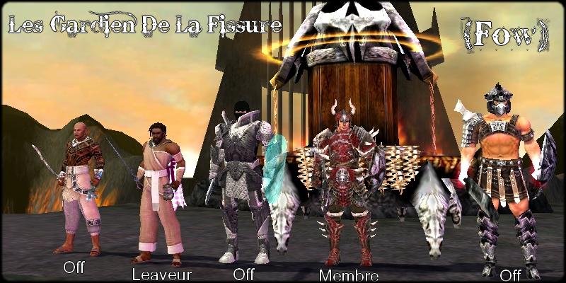 Les Gardien De La Fissure [Fow] Index du Forum