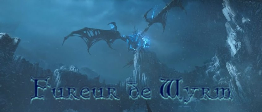 Fureur de Wyrm Index du Forum