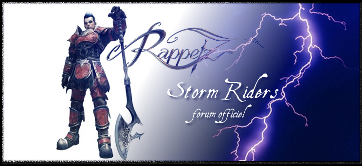 ::StormRiders:: Index du Forum