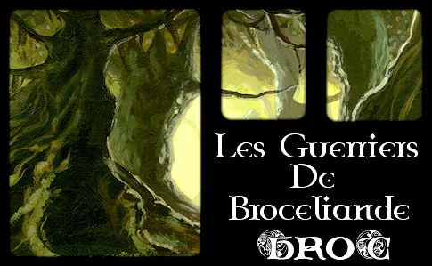 [BroC] Les Guerriers de Brocéliande  Index du Forum