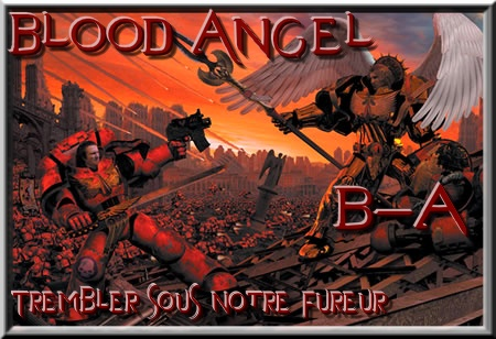 Blood Angels Forum Index