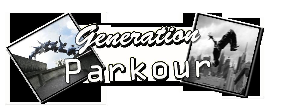 Generation-Parkour