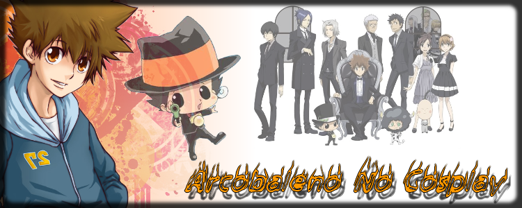 Arcobaleno No Cosplay Index du Forum