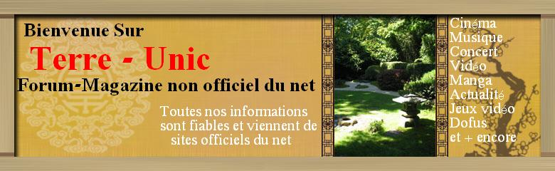 Terre-Unic Index du Forum