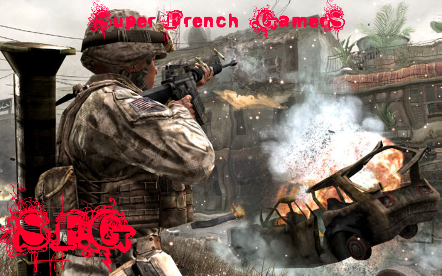 Super French Gamers Forum Index