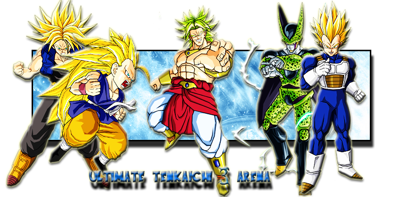 Ultimate Tenkaichi 3 Arena! Index du Forum