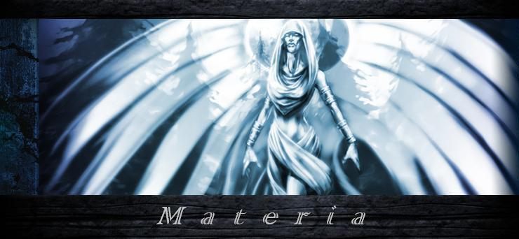 Matéria-forum Index du Forum