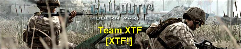 Team XTF Sur Call Of Duty 4 Sur PS3 Index du Forum