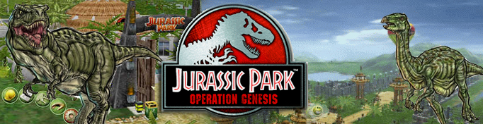 Jurassic Park Operation Genesis Index du Forum