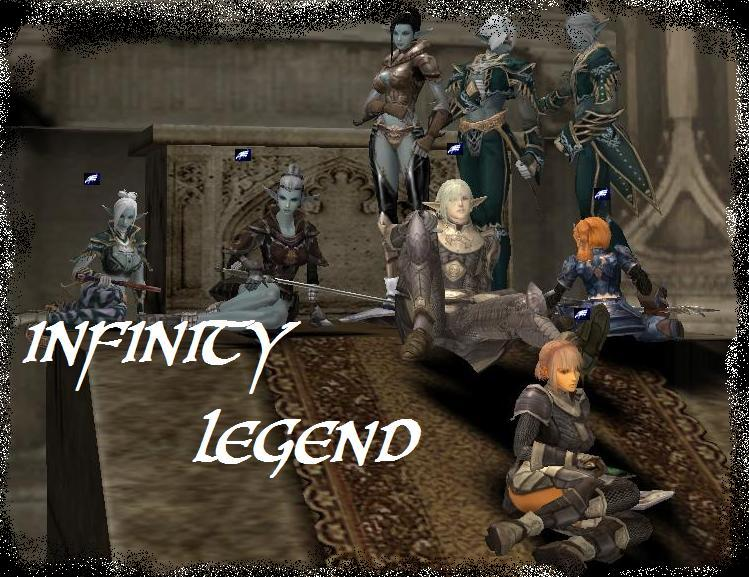 INFINITY LEGEND Index du Forum