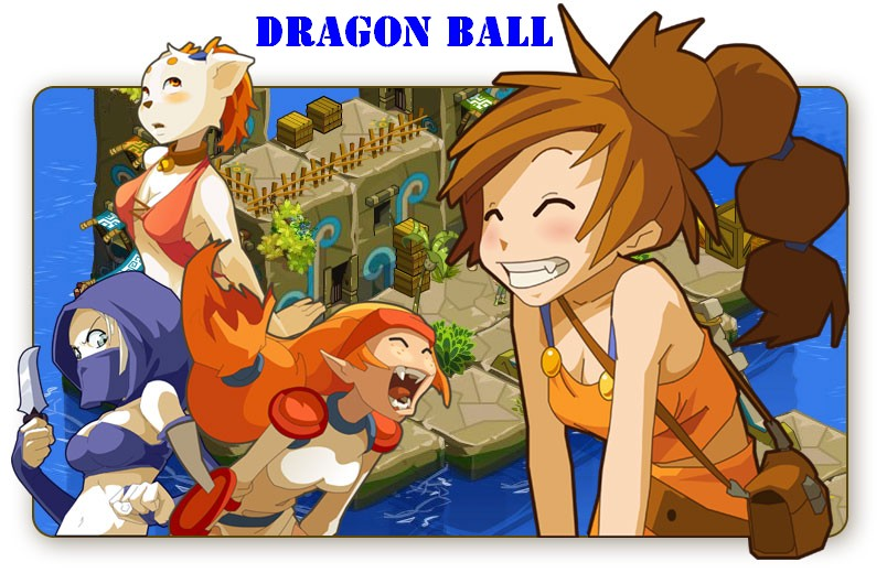 Dragon Ball Index du Forum