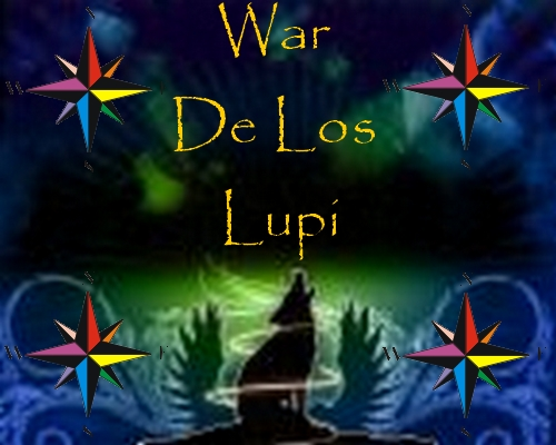 War de los lupi Index du Forum