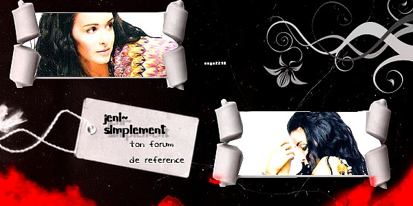 tout simplement jenifer Forum Index