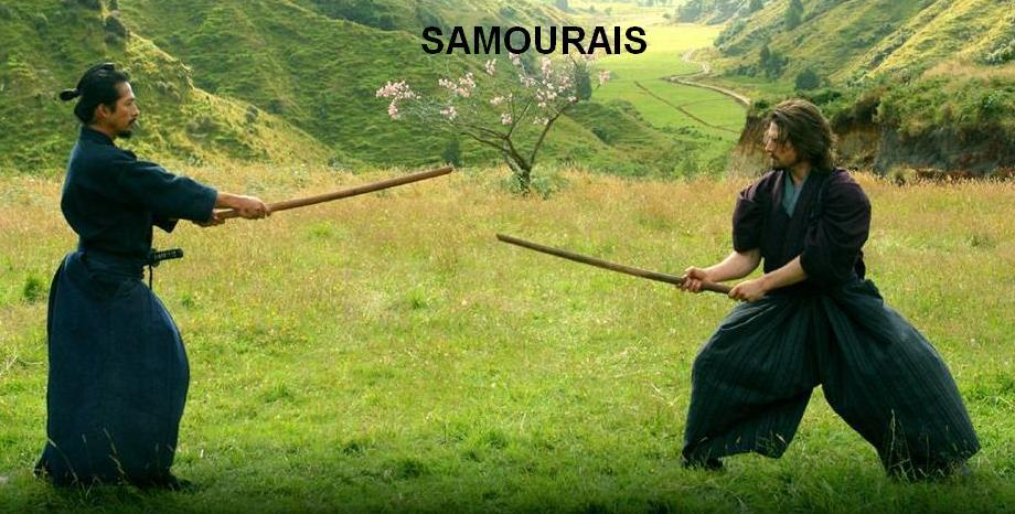 Samouraï Index du Forum