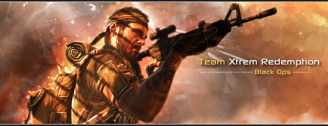 Team Xtrem Redemption Index du Forum