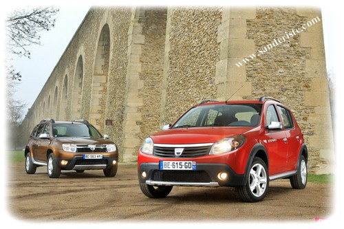 forum dacia sandero bienvenue aux sanderistes dacia sandero stepway vs duster 4x2 4x4. Black Bedroom Furniture Sets. Home Design Ideas