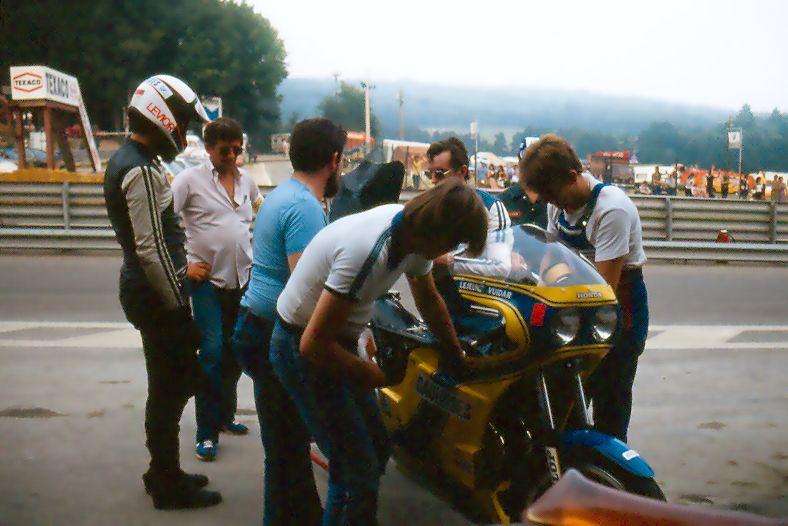 """24 H de liege motos dans les Années 80"""" Num-riser0153-24ba377"""