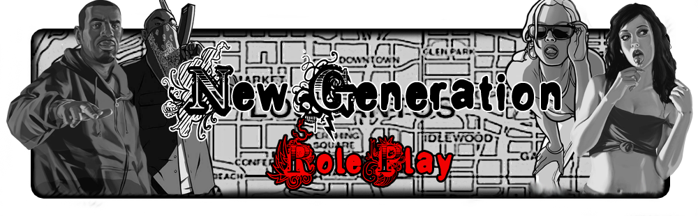 New Génération Role Play Index du Forum