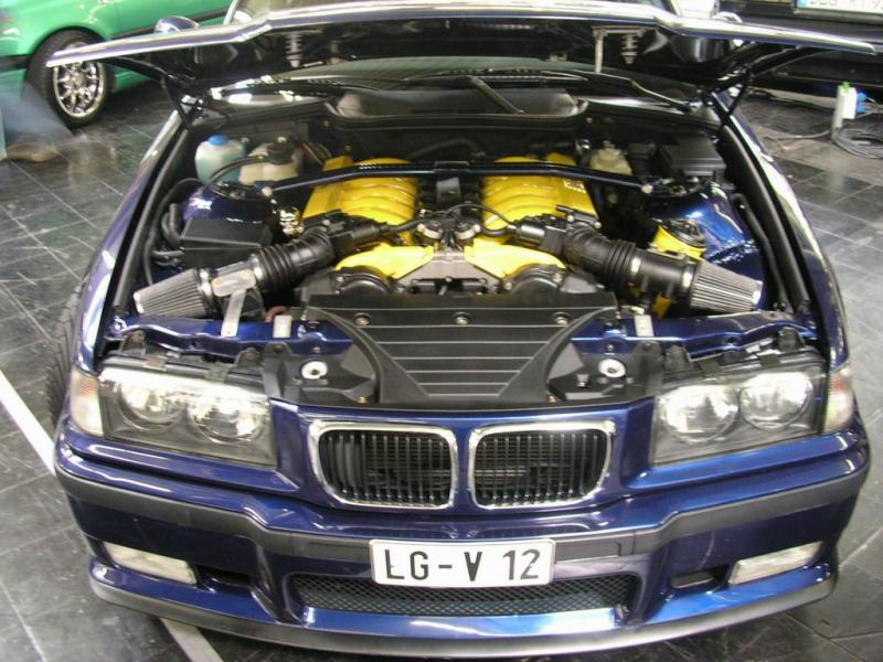 Passion Bmw E36    Swap 318 Tds Compact
