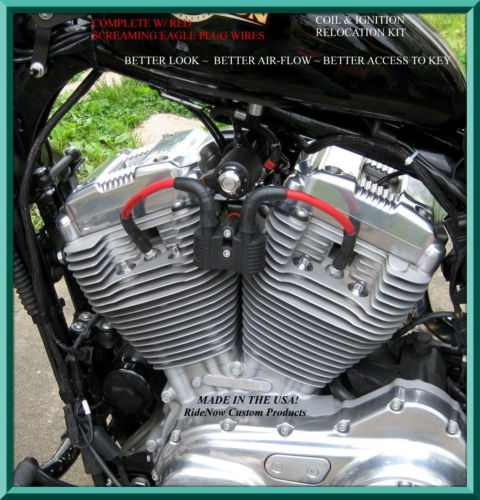 Bougie Harley Davidson Sportster  De