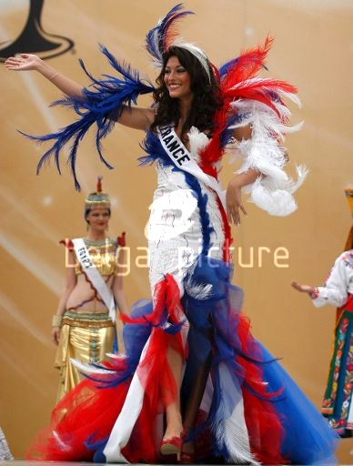 Miss france miss univers miss monde rachel for Tipico de francia
