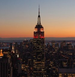 Passions et partage l 39 empire state building for Building sans fenetre new york
