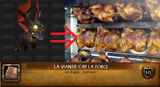 La viande : CAY LA FORCE ! Forum Index