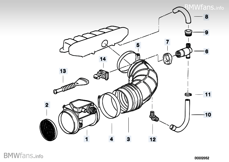 2000 Bmw 323i Wiring Diagram further T2958 BMW E34 520I Projet FULL STOCK likewise Bmw E46 Intake Manifold Diagram as well Bmw 328i Engine Diagram together with 2008 Bmw 535i Intake Manifold Diagram. on bmw e36 325i intake manifold removal