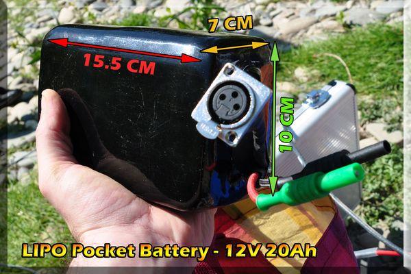 batterie moto lipo