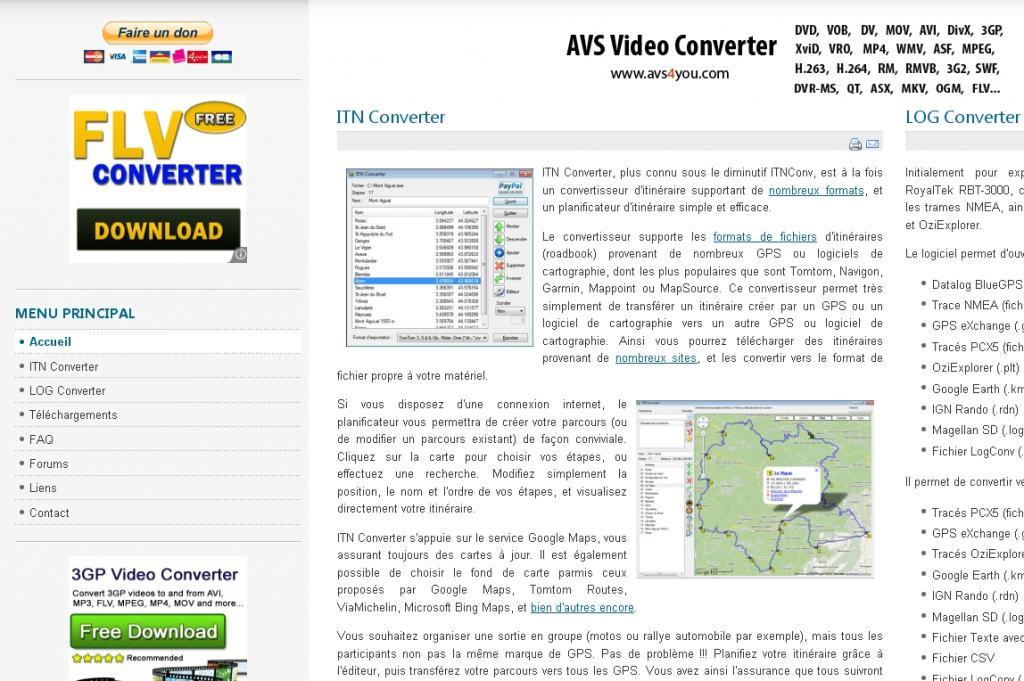 Tuto GPS - exporter un itinéraire SANS installer de logiciel 1-25d59f5