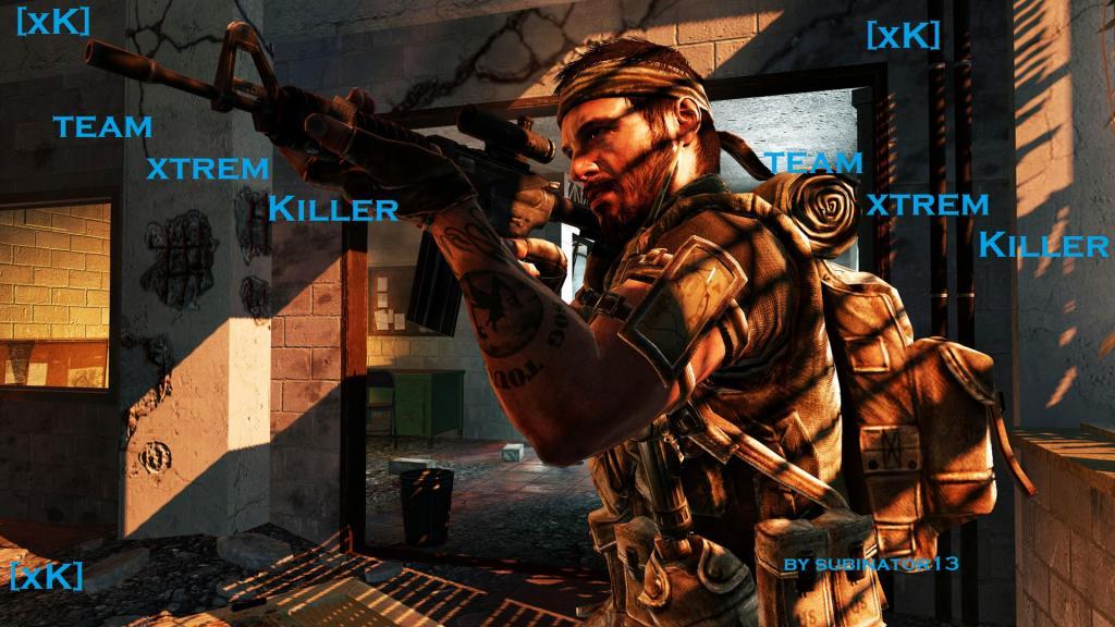 Team xK call of duty Black Ops PS3 Index du Forum