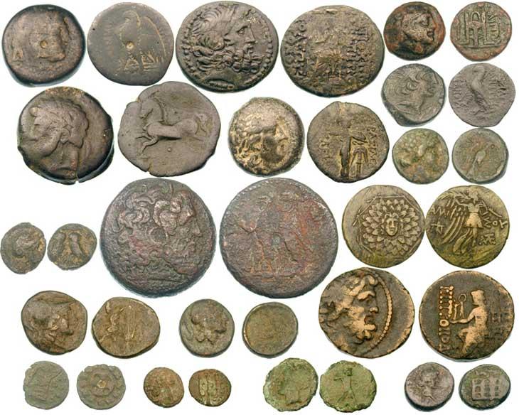 piece de monnaie histoire