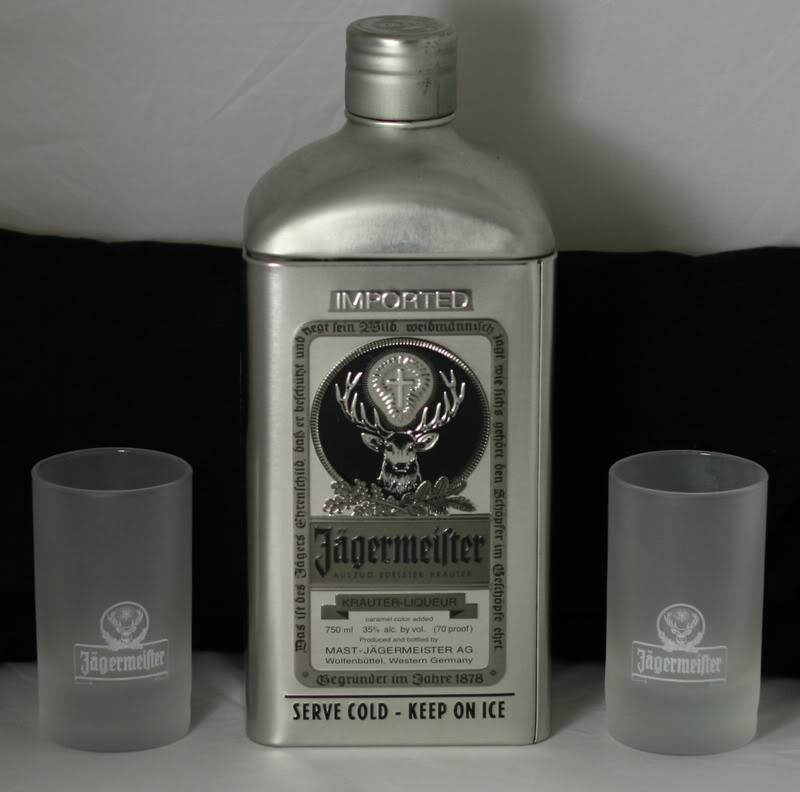 Jagermeister Bottle Sizes