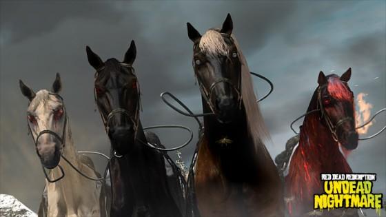 comment trouver les 4 chevaux de l apocalypse