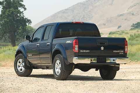 Nissan Dealers In Chicago Pick up SUZUKI equator